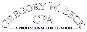 Gregory Beck CPA